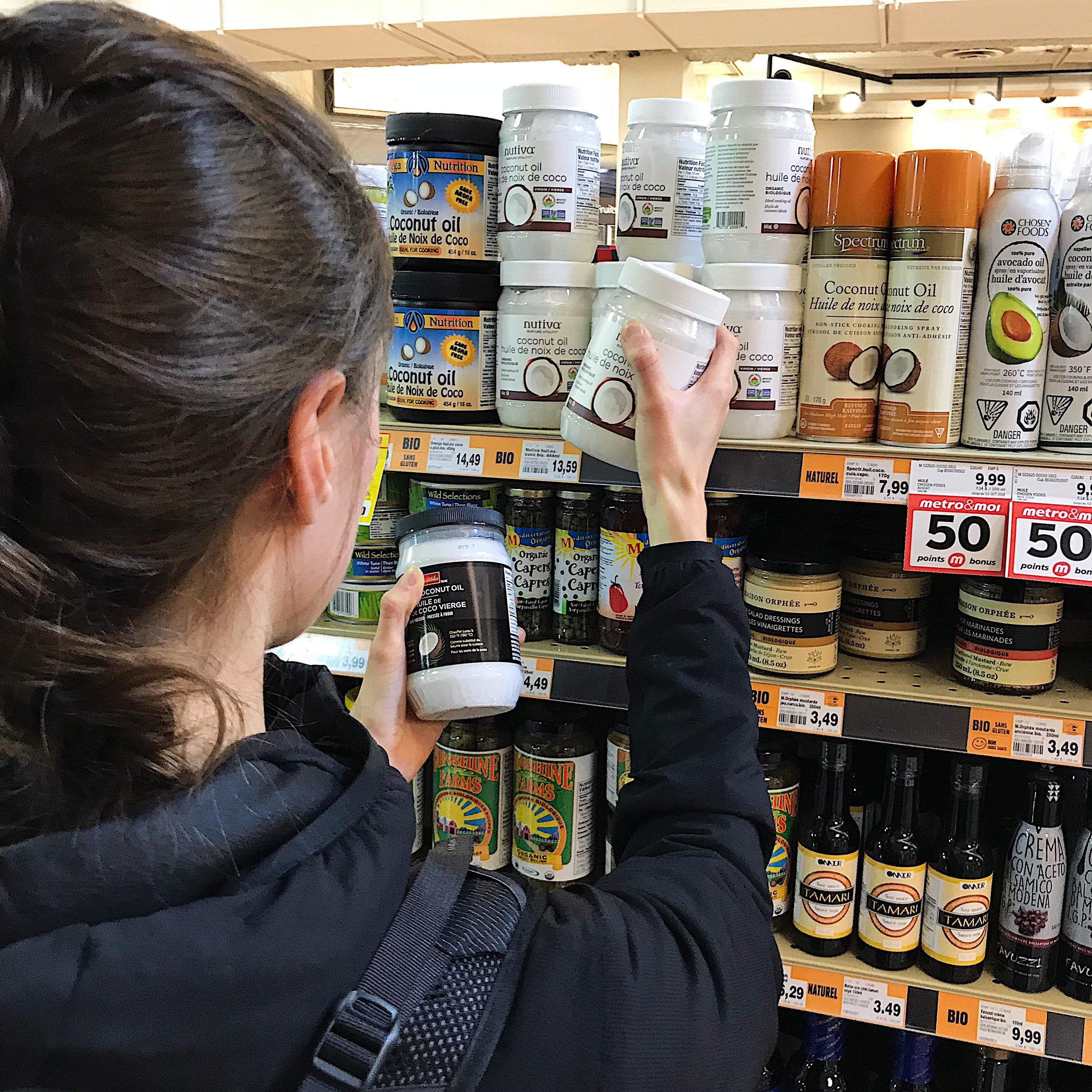 Mon avis de nutritionniste sur l'huile de coco