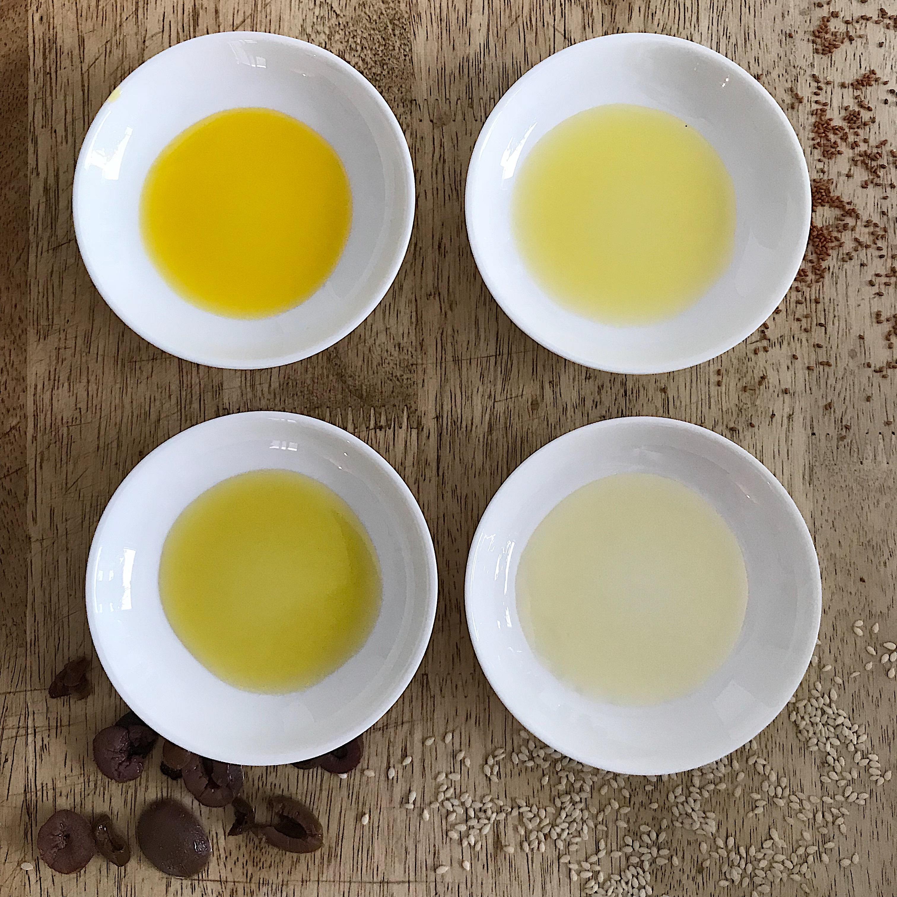 Quatre bonnes huiles à adopter pour votre santé