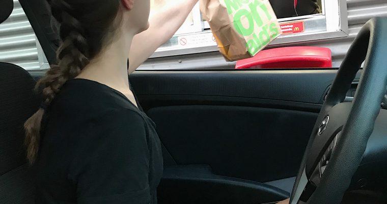 Pour le meilleur et pour le pire au McDonalds